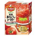 デルモンテ 完熟あらごしトマト 388g