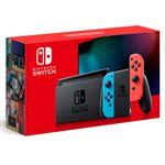 【予約商品】【12月12日~15日の配送となります】 任天堂 Nintendo Switch Joy-Con(L)ネオンブルー/(R)ネオンレッド 【おひとり様1点限り】