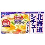 ハウス食品 北海道シチュー クリーム 180g