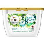 P&G ボールド ジェルボール 3D グリーンガーデン&ミュゲの香り 本体 307g