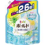 【お買得】P&Gボールドジェル詰替超ジャンボピュアクリーン 1.58kg 【11/1日配送分まで】