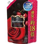 P&G レノアハピネス ヴェルベットローズ&ブロッサムの香り つめかえ用 特大サイズ 755ml