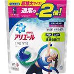 P&G アリエール ジェルボール3D プラチナスポーツ クリーンブリーズの香り つめかえ用 超特大サイズ 26個