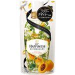 P&G レノアハピネス ナチュラルフレグランス アプリコット&ホワイトフローラルの香り つめかえ用 400ml