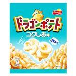 ジャパンフリトレー ドラゴンポテトコクしお味 48g
