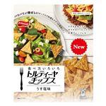 ジャパンフリトレー 食べ方いろいろトルティーヤチップスうす塩味 160g