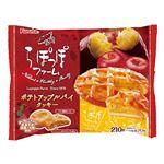 フルタ製菓 らぽっぽファーム ポテトアップルパイクッキー 210g