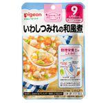 【9ヶ月頃~】ピジョン 食育レシピ いわしつみれの和風煮 80g