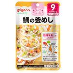 【9ヶ月頃~】ピジョン 食育レシピ 鯛の釜めし 80g
