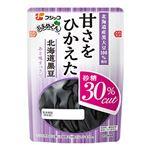 フジッコ 甘さをひかえた 北海道黒豆 114g