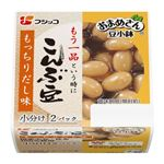 フジッコ おまめさん 豆小鉢 こんぶ豆 65g×2