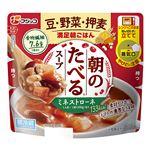 フジッコ 朝のたべるスープ ミネストローネ 200g