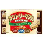 不二家 カントリーマアムチョコレートゴールドレシピ 12粒入