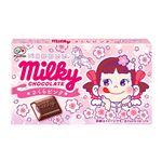 不二家 ミルキーチョコレートさくらピンク 12粒入