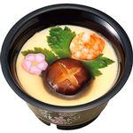 【出前のお寿司予約】越前懐石茶碗蒸し 海老入