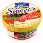 明治 エッセルスーパーカップ Sweets 苺ショートケーキ 172ml