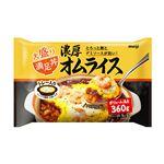 明治 満足丼 濃厚オムライス 360g