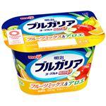 明治 ブルガリアヨーグルト脂肪0 フルーツミックス&アロエ 180g