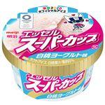 明治 エッセルスーパーカップ白桃ヨーグルト味 200ml