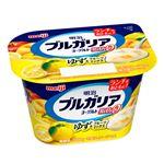 明治 ブルガリアヨーグルト脂肪0 ゆず&フルーツミックス 180g