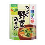 マルコメ 料亭の味 お徳用野菜 5食