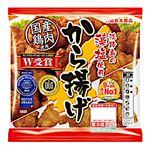 【1/24(金)~1/26(日)の配送】 丸大食品 藻塩使用から揚げ増量 265g+50g