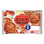 丸大食品 ミニピザ ベーコン&ウインナー 5枚入
