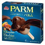 森永乳業 PARMチョコレート&チョコレートプラリネ仕立て 55ml×6