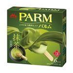 森永乳業 PARM抹茶 55ml×6本