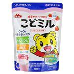 【1歳半頃~】森永乳業 こどミル いちごミルク味 216g(約12杯分)