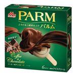 森永乳業 PARM コーヒー&チョコレート 55ml×6本