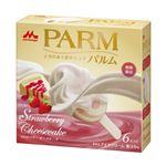 森永乳業 PARMストロベリーチーズケーキ 55ml×6本