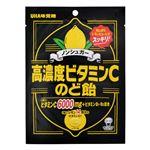 UHA味覚糖 高濃度ビタミンCのど飴 90g