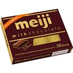 明治 ミルクチョコレートBOX 26枚入