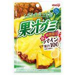 明治 果汁グミパイン 47g