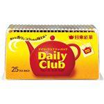三井農林 日東紅茶 ディリークラブティーバッグ 25袋入