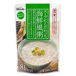 丸善食品 スープにこだわった海鮮風粥 220g※お一人さま2点限り