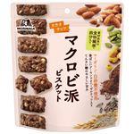 森永製菓 マクロビ派ビスケット(カカオナッツ)100g