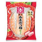 森永製菓 あまおう苺キャラメル袋 79g