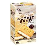 森永製菓 ソルティバタークッキーサンド 40ml×6個