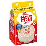 森永製菓 甘酒 フリーズドライ しょうが 4袋