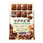 森永製菓 マクロビ派3種のナッツと香ばしカカオ 37g