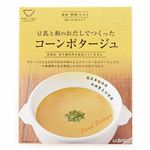 【海と大地のデリ】宮島醤油 豆乳と和のおだしでつくったコーンポタージュ 160g