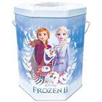スイートプラザ スイートバケツ缶 アナと雪の女王2  1点(菓子3個詰合せ)