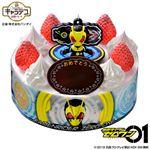 【お祝いケーキ予約】ヤマザキ 仮面ライダーゼロワン 5号(直径約15cm)【M0003】