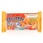 【冷凍】米久 スティックポテト 200g