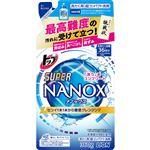 ライオン トップ スーパーNANOX(ナノックス)つめかえ用 360g