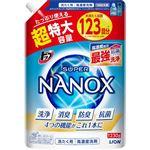 ライオン トップ スーパーNANOX(ナノックス)つめかえ用超特大 1230g
