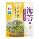 理研ビタミン 焼きばら海苔使用 海苔スープ 4袋入