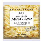 QBB モッツァレラとろけるチーズ 400g
